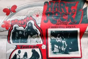 Part of the poster for the event in Hartlepool in 1971. Do you remember it?