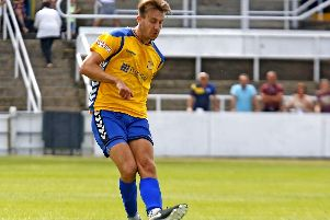 Stocksbridge Park Steels suffered a blow as Todd Jordan opted to join Frickley Athletic. Picture by Peter Revitt