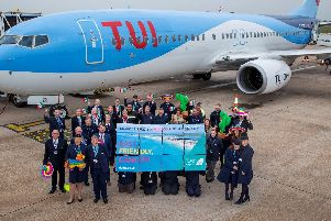 Fly with TUI to Mexico