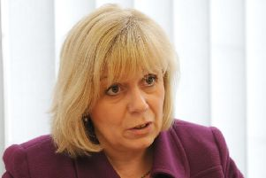 Mary Glindon MP for North Tyneside.