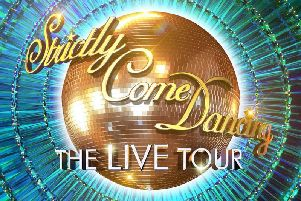 Strictly Come Dancing Live Tour 2019 coming to Sheffield FlyDSA Arena