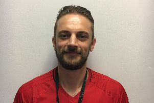 Keith Ward, now aged 34, of Arbourthorne, was diagnosed with Hodgkins lymphoma in 2005, and subsequently underwent successful treatment at the Royal Hallamshire Hospital. He now set up a Fans Fighting Cancer (Fans FC) group to share his football skills with other cancer patients.