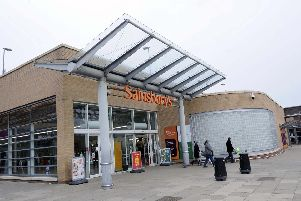The LloydsPharmacy within Sainsbury's at Crystal Peaks is due to close on February 23