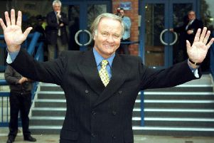 Former Sheffield Wednesday boss Ron Atkinson. Pic: Getty Images.