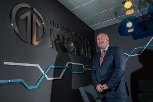 Tim Wood, Transport for the North's director of Northern Powerhouse Rail