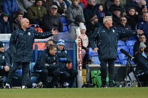 Steve Bruce wants to work with a smaller Sheffield Wednesday squad