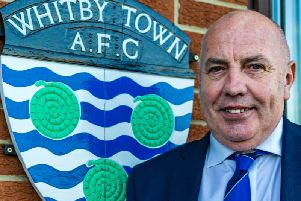Blues chairman Eddie McNamee