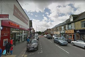 A man was attacked in Crookes Road, Crookes, Sheffield