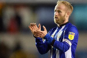 Sheffield Wednesday star Barry Bannan has received 13 yellow cards this season
