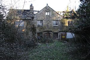 Spout House in Stannington, which is up for auction