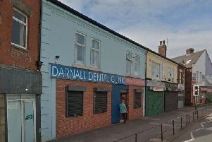A police probe is under way into a raid of a dental surgery in Sheffield