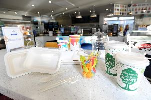 Blackpool Council is aiming to bring in new policy for it to become free of single-use plastics (SUP) by next year.