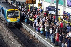Yorkshire saw widespread disruption during the May timetable chaos.
