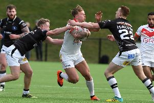 Ben Blackmore will line up against former club Featherstone