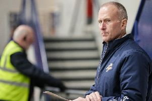 Heading to the exit at the end of the year: Tom Barrasso