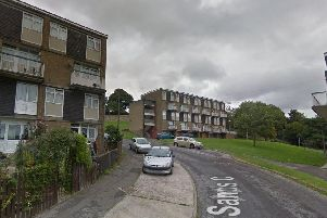 Sands Close, Gleadless Valley, Sheffield
