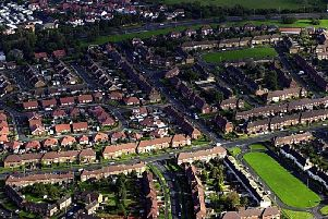 A combined profit of 6.4billion has been made from selling Right To Buy council houses, such as those on Mereside, since 2000