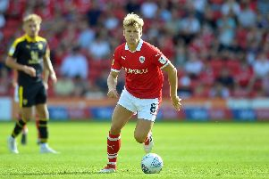 Cameron McGeehan Picture Tony Johnson.