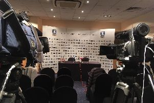 Sheffield Wednesday press conference live