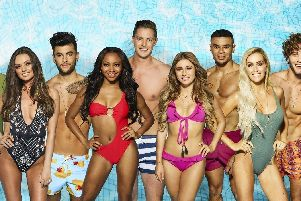 Now's your chance to join the trend for TV reality shows such as Love Island