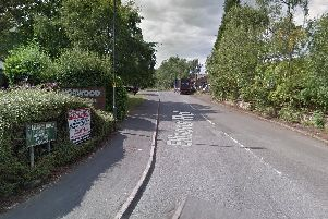 Ellisons Road, Killamarsh. Picture: Google.