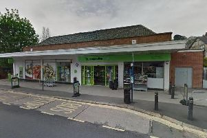 The Fulwood Co-op on Brooklands Avenue (pic: Google)