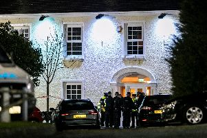 Two teenage boys and a girl were killed in a crush at a St Patrick's Day party. Photo: Liam McBurney/PA Wire
