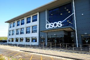 Asos has a distribution centre near Barnsley  Photo: Rui Vieira/PA Wire