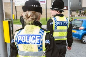 A wanted man was arrested in Halifax town centre