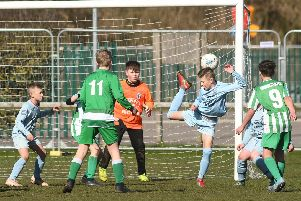 Bridlington Rangers Pumas Under-12s v North Ferriby