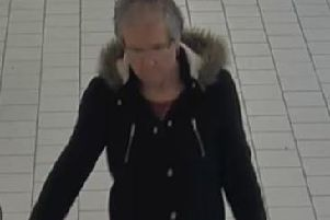 Police want to speak to this woman regarding a theft and fraudulent use of contactless payments in Blackpool.