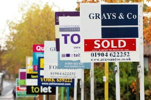 The average property in Scarborough sold for �164,480, significantly lower than the UK average.