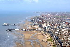 15 Blackpool Promenade sculptures, structures and unusual objects you may not know are there