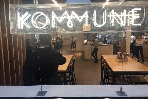Kommune opens to the public tomorrow, just in time for payday weekend