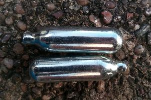 Fears deadly new drug craze is sweeping Sheffield after more than 100 of THESE are found in the street