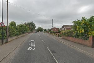 Station Road, Dunscroft (google)