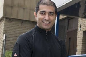 Detective Chief Superintendent Oz Khan, Head of West Yorkshire Polices Professional Standards Directorate,