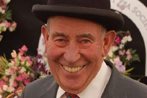 Gardening expert Jim Buttress
