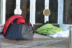 The homeless rate could be higher than official figures suggest