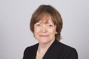 Chief Inspector of Probation Dame Glenys Stacey.