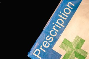 Prescription charges rose by 20p today.