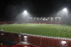 Gateshead FC supporters have backed their club's players