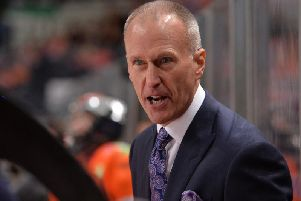 Arena farewell to Tom Barrasso