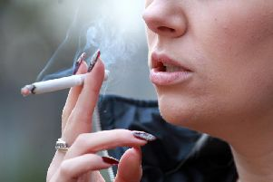 Funding for programmes to help people quit smoking have been slashed.