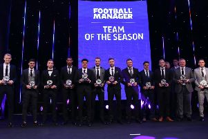 Liam Cooper and Jay O'Shea were in the EFL Team of the Season