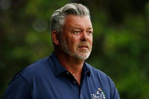 Former Open champions Darren Clarke will contest his first Senior Open at Royal Lytham and St Annes in July   Picture: GETTY IMAGES