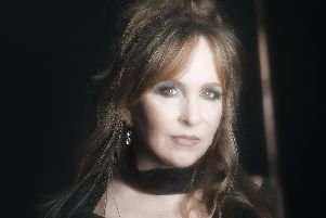 Country music star Gretchen Peters