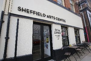 A break in at DINA. DINA is a DIY, not-for-profit arts space in Sheffield City Centre. A Go Fund Me page has been set up to help raise money.