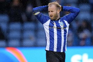 Barry Bannan.Pic Steve Ellis