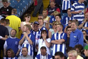 Are you among the Sheffield Wednesday fans?